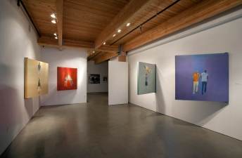 <h5>Prompts Installation, Augen Gallery, Portland, Oregon, 2011</h5><p>																	</p>