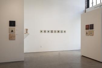 <h5>Emanations Installation</h5><p>Augen Gallery,  Portland, Oregon</p>