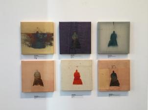 "<h5>Emanations </h5><p>""Emanations,"" exhibition, Augen Gallery, Portland, OR2016</p>"
