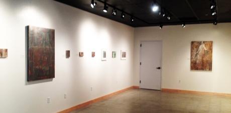 "<h5>Elusives</h5><p>""Elusives"" exhibition, Helzer Gallery, Rock Creek Community College, Portland, OR2014</p>"