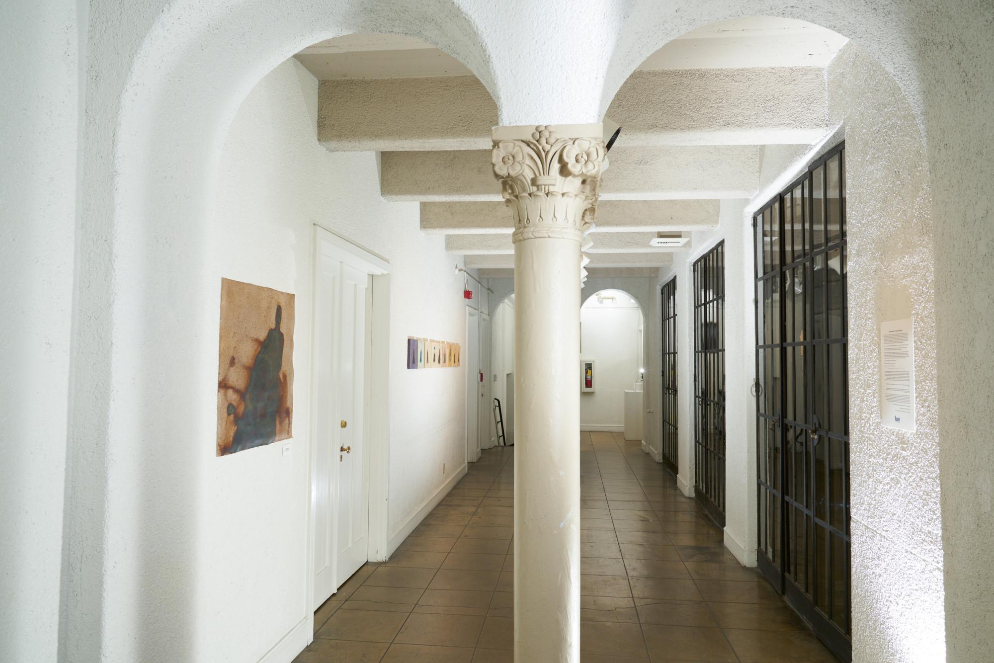 """Emanations"" Exhibition Interpretation at the Riverside Art Museum"
